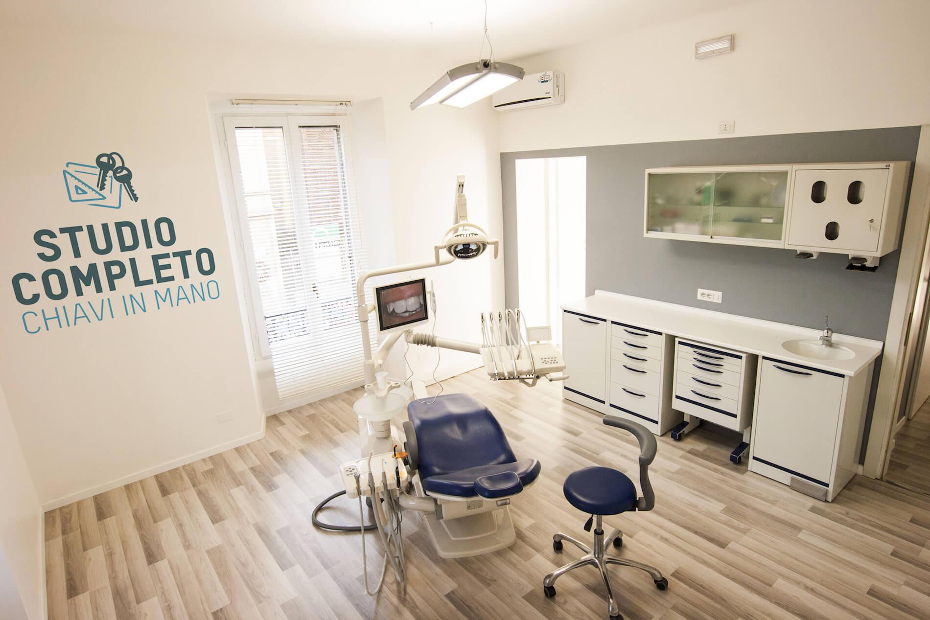 Plafoniere Per Studi Dentistici : Realizziamo studi dentistici chiavi in mano linea diretta srl