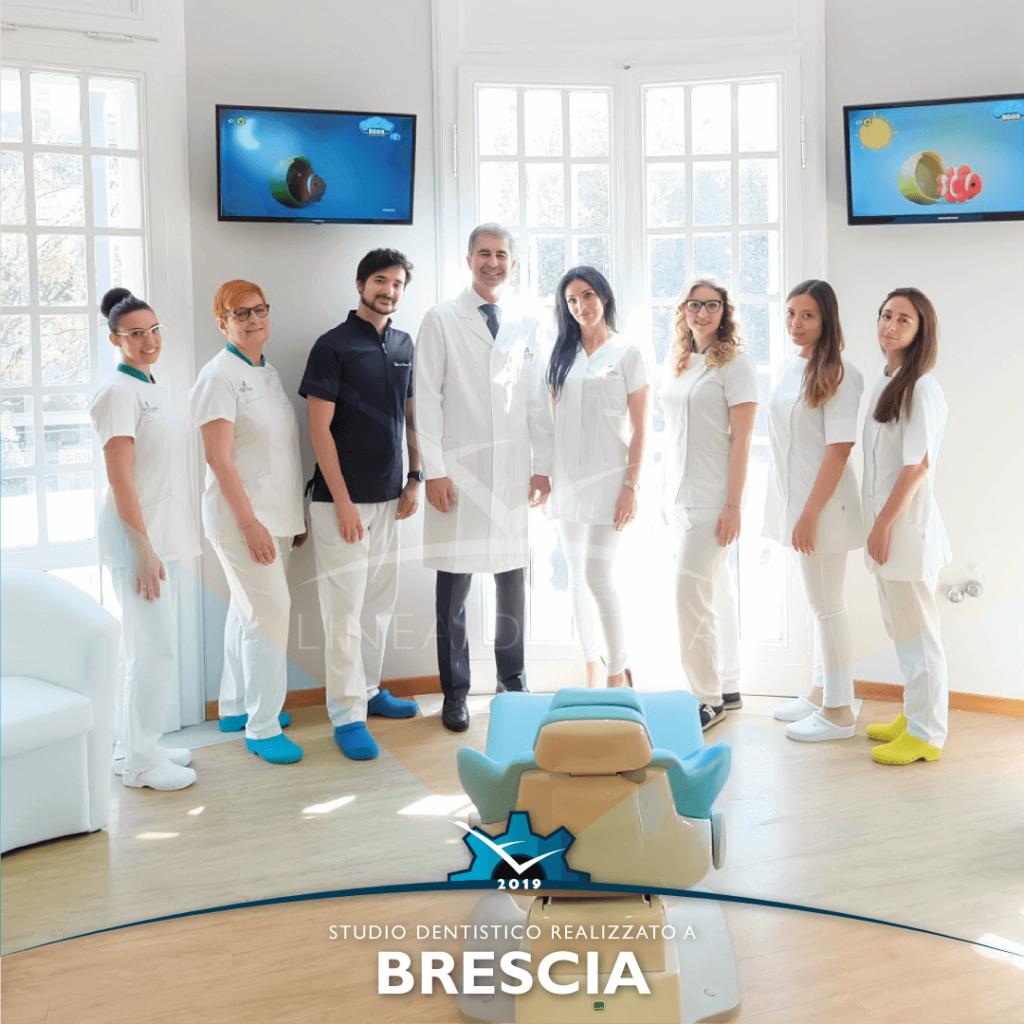 Nuovo studio dentistico a Brescia