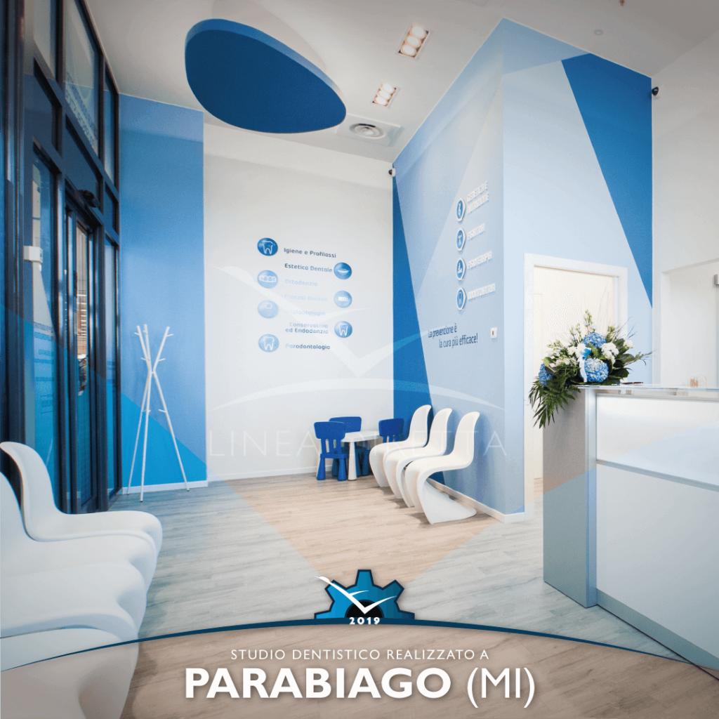 foto nuova clinica a Parabiago