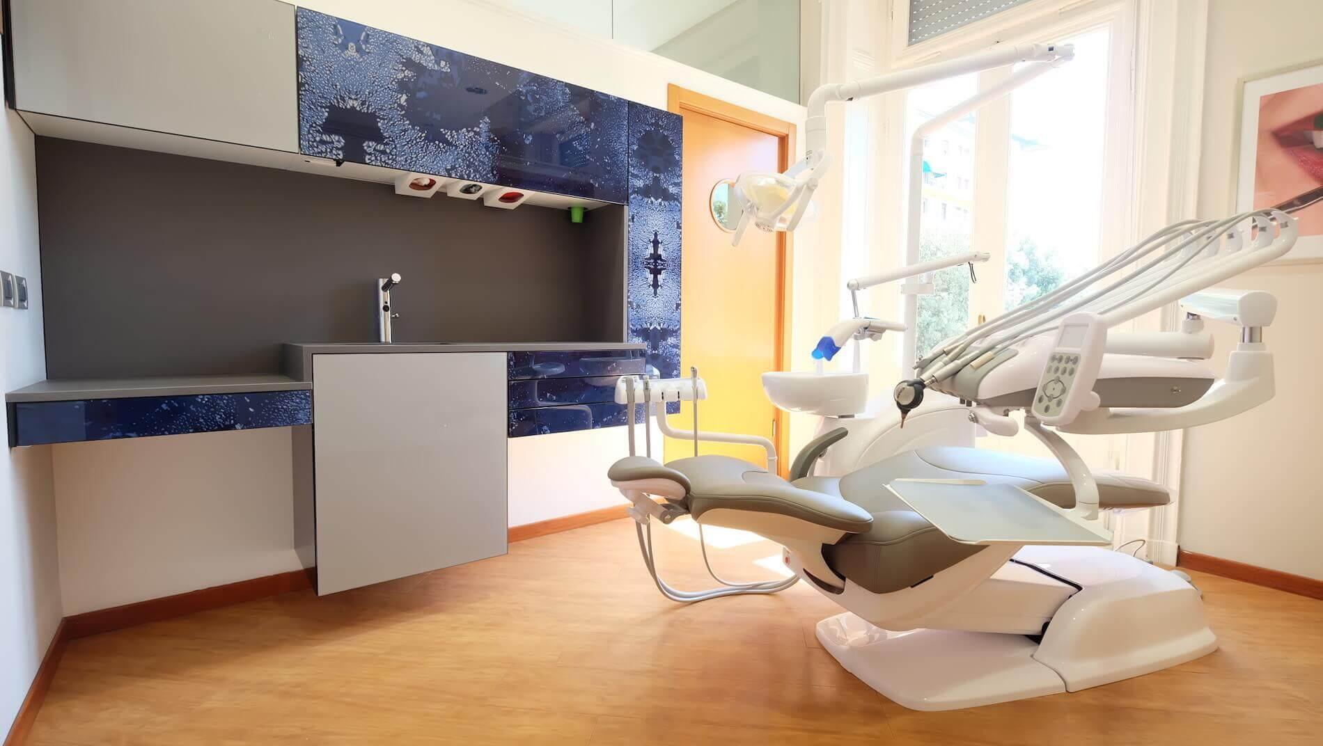 Realizzazione studio dentistico